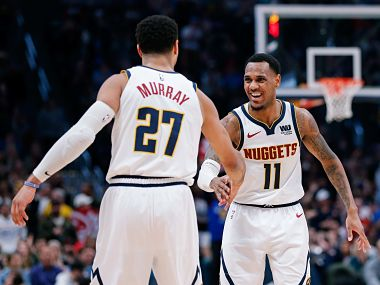 NBA: Nuggets egde past Raptors in battle of conference leaders; Ben Simmons triple-double helps 76ers beat Cavaliers