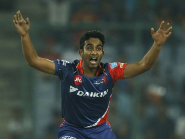 Jayant Yadav had been picked by the Delhi Capitals in 2015, but only made 10 appearances across three seasons. Sportzpics