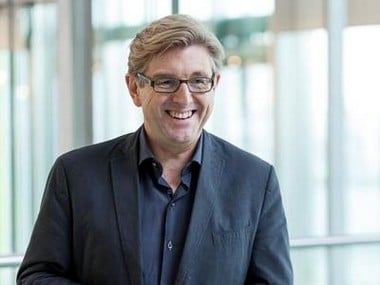Keith Weed, CMO, Unilever. Pic courtesy: Twitter