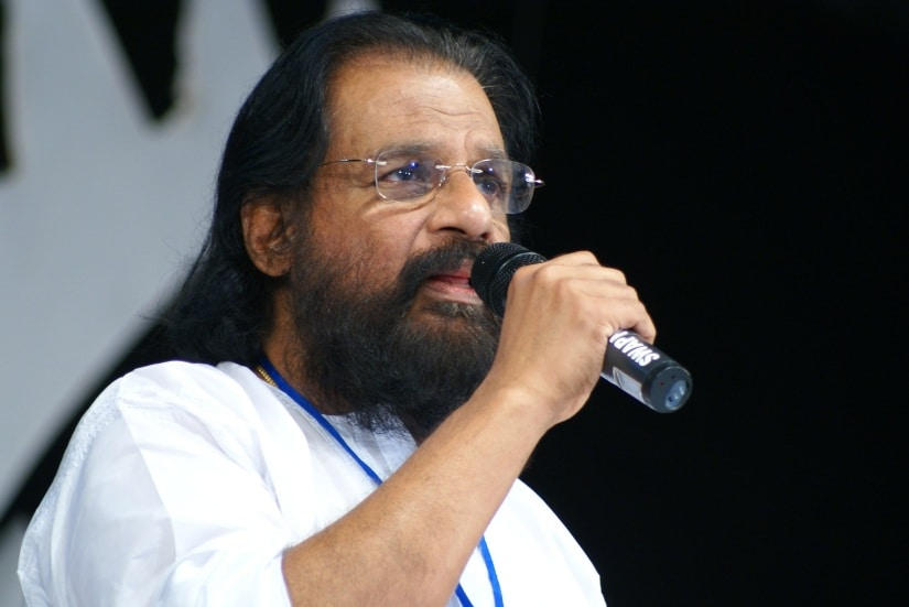Yesudas. Wikimedia Commons