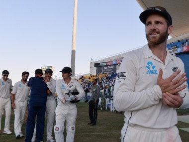 Kane Williamson has now captained New Zealand to victory in five of their last six series. AFP