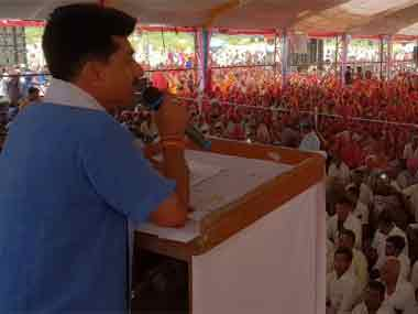Marwar Junction MLA Khushveer Singh Jojawar. Image procured by Azaj Ashraf