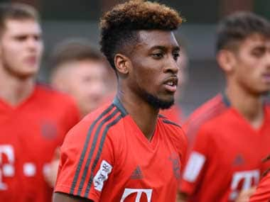 File image of Kingsley Coman. Reuters