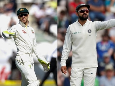 LIVE Cricket Score, India vs Australia, 1st Test at Adelaide, Day 5: Cummins, Lyon guide hosts past 250