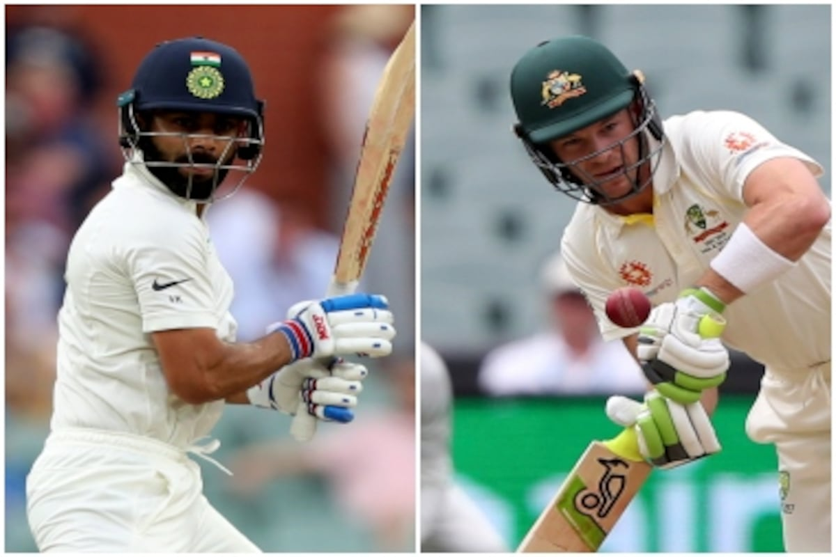 Highlights India Vs Australia 3rd Test Day 1 In Melbourne Full Cricket Score Cheteshwar Pujara Mayank Agarwal S Fifties Take Visitors To 215 2 Firstcricket News Firstpost