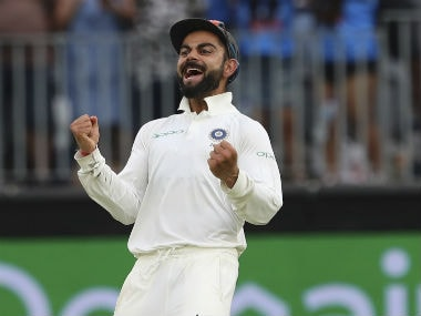 India vs Australia: Virat Kohli, Tim Paine exchange verbal volleys on tightly-contested Day 3 at Perth