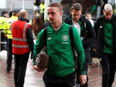 File image of Leigh Griffiths. Reuters