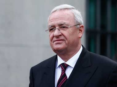 File image of Martin Winterkorn. Reuters