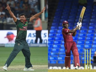 Bangladesh vs West Indies, Highlights, 2nd ODI at Dhaka, Full Cricket Score: Visitors level series with four-wicket win