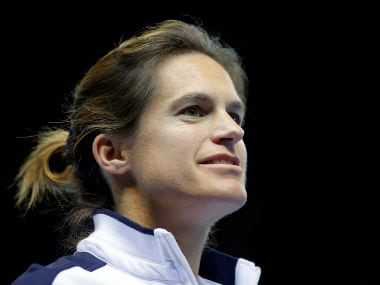 File image of Amelie Mauresmo. Reuters