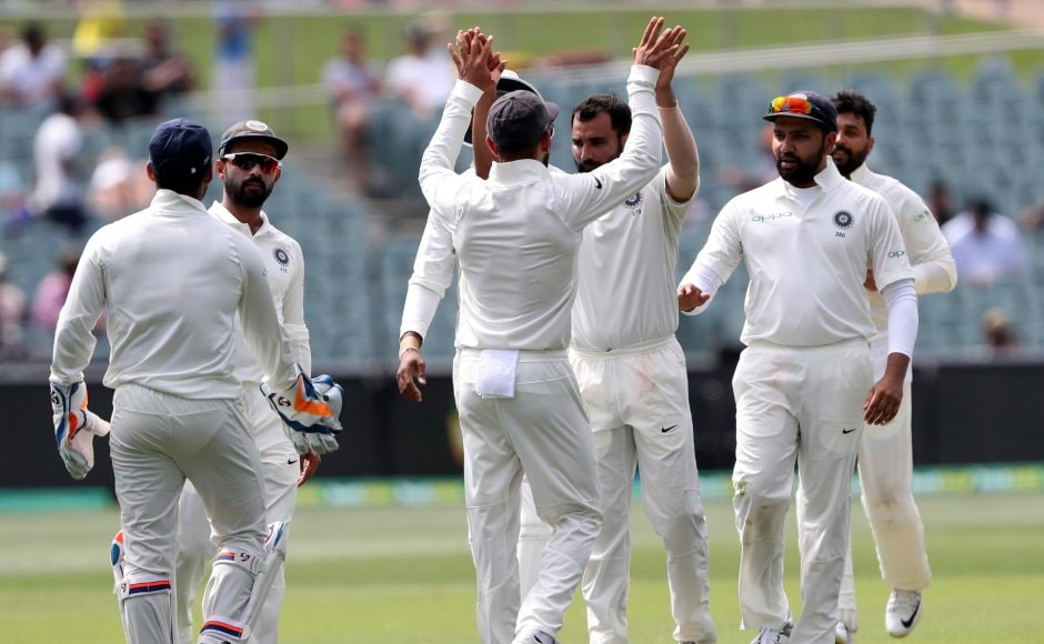 R Ashwin, Mohammed Shami put India on brink of historic win at Adelaide