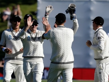 Home side New Zealand starts the second Test as favourites. AP