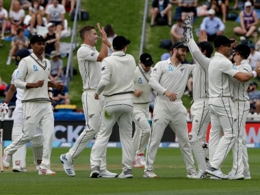 New Zealand vs Sri Lanka, LIVE cricket score, 1st Test, Day 1 at Wellington