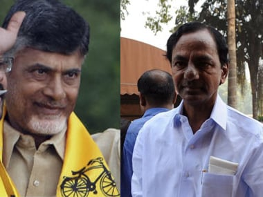LS polls: KCR, Naidu eye kingmakers role, but anti-BJP coalitions opportunism plays into saffron party narrative