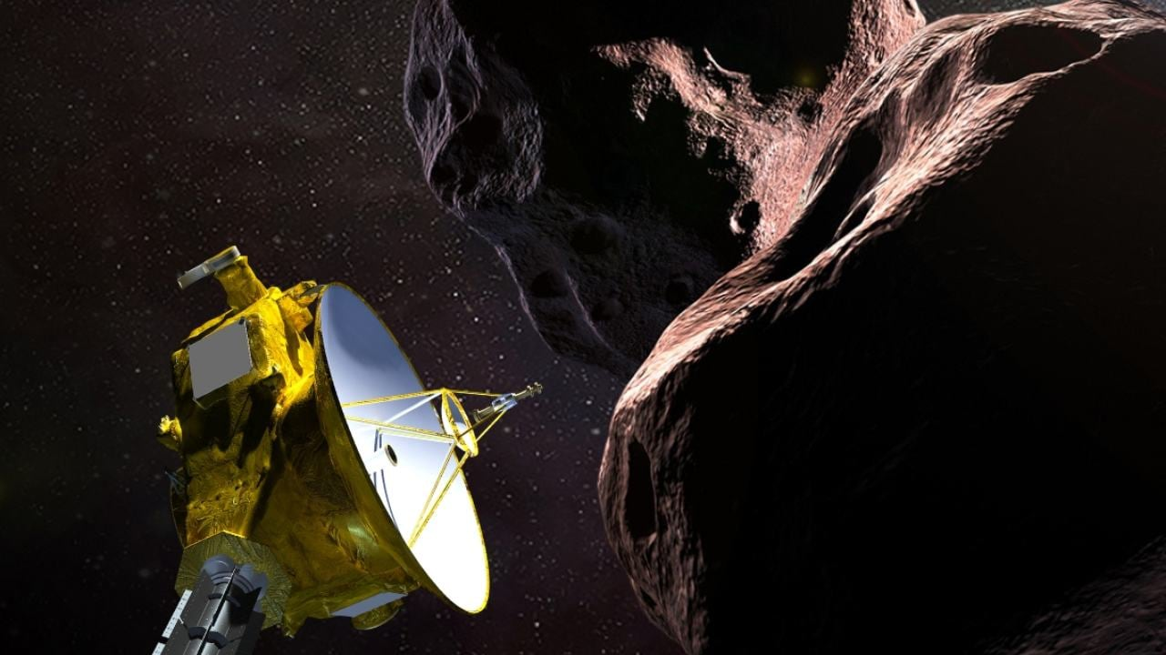 NASAs New Horizons to do historic New Years flyby of farthest ever object studied