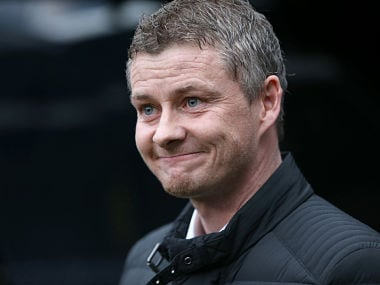 Ole Gunnar Solskjaer has been named as Manchester United's caretaker manager until the end of the 2018/19 season. AFP/Ian MacNicol