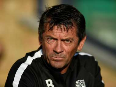 Former Hull City boss Phil Brown  will take charge of FC Pune City till the end of the season. Reuters