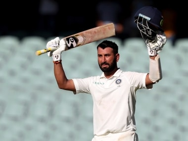Cheteshwar Pujara climbs to fourth spot, Jasprit Bumrah achieves career-best position in ICC Test rankings- Firstcricket News, Firstpost