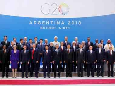 G20 Summit: US-China dispute, Russia-Ukraine crisis, Jamal Khashoggi killing take precedence; Trump blocks progress on climate change