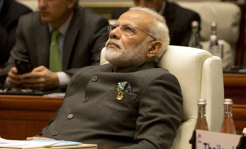Prime Minister Narendra Modi. Reuters/Mark Schiefelbein