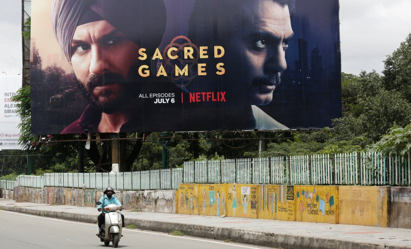 From Sacred Games to Mowgli and Comicstaan, how streaming became the norm in India this year