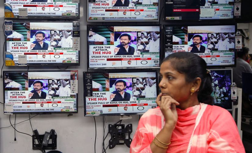 Indian medias focus on frivolity is unconscionable; regulation could lift it from its present morass