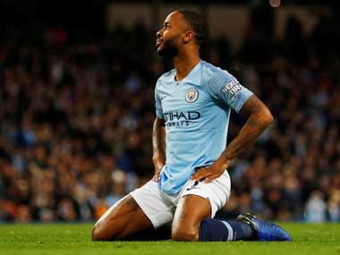Premier League: British police interview person over alleged racist abuse of Manchester Citys Raheem Sterling