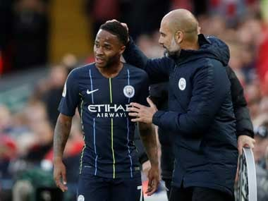 Premier League: Manchester City manager Pep Guardiola praises winger Raheem Sterling for standing up to racism in football