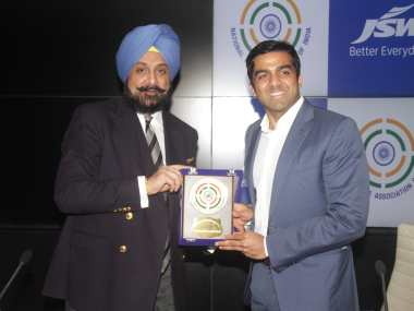 NRAI President Raninder Singh says shooting federation will slowly wean itself off foreign chief coaches