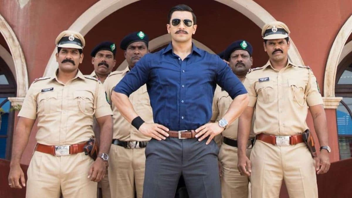 Simmba crosses the Rs. 100 cr. mark at the worldwide box office