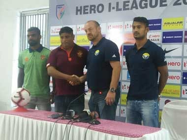 I-League 2018-19: Real Kashmir FC, Gokulam Kerala settle differences ahead of match in Kozhikode