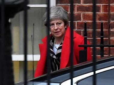 Brexit bedlam: Theresa May faces no-confidence vote after British Parliament votes down PMs EU divorce deal by 230 votes