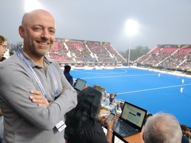 Hockey World Cup 2018: Rogier van 't Hek on crowd-surfing after Netherlands' 1998 title, the state of the game back home and more