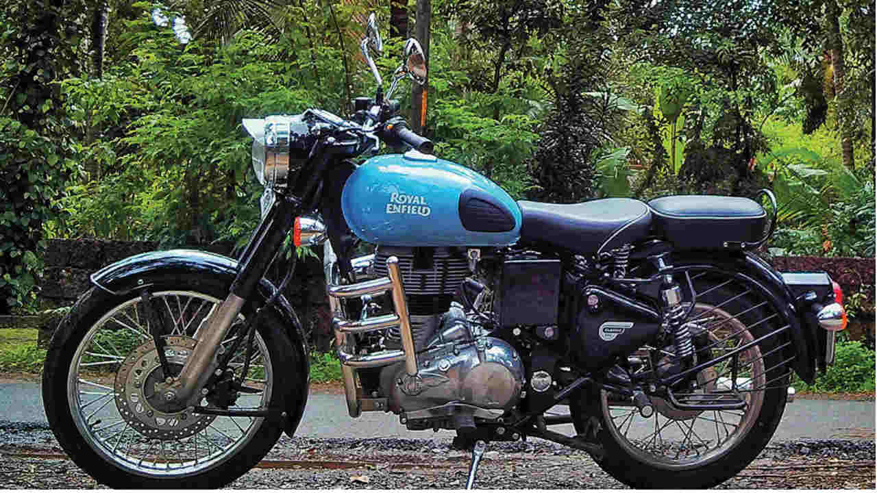 Royal Enfield Classic 350 Redditch. Image: Royal Enfield