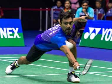 BWF World Tour Finals: Sameer Verma joins PV Sindhu in playoff semi-finals with straight games win over Kantaphon Wangcharoen