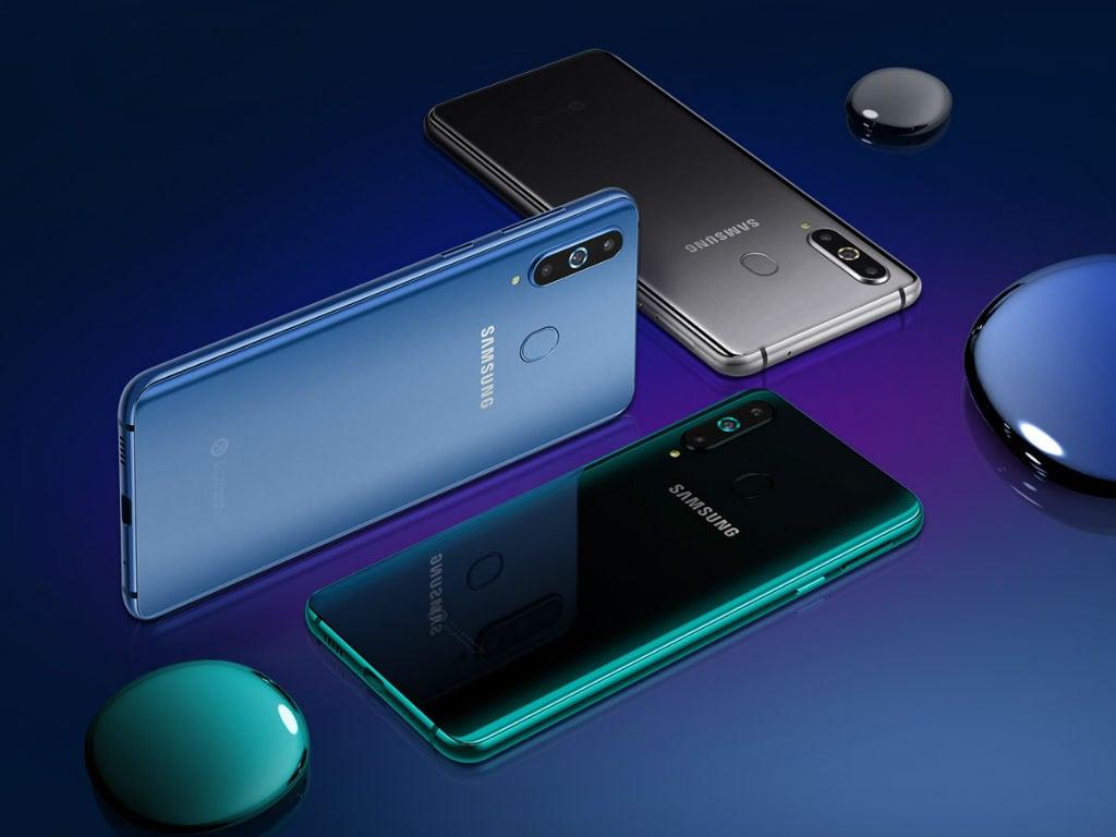 Samsung Galaxy A8s. Image: Samsung China