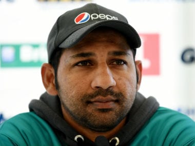Pakistan skipper Sarfraz Ahmed calls for team to 'play without fear' in 'tough' tour of South Africa