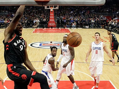 NBA: Serge Ibaka, Kyle Lowry star in Kawhi Leonards absence to help Raptors cruise past Clippers; Rockets beat Trail Blazers