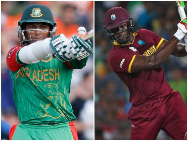 Highlights, Bangladesh vs West Indies, 1st T20I at Sylhet, Full Cricket Score: Visitors win by eight wickets