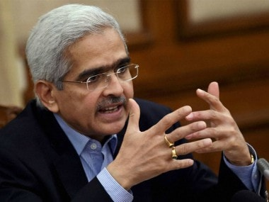 File image of Shaktikanta Das. News18