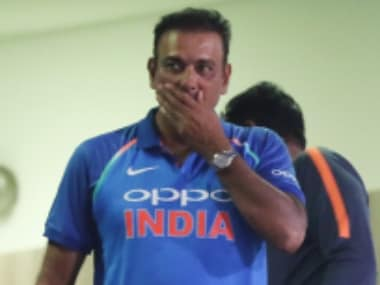 Ravi Shastri, ballsy as ever: Nail-biting finish in Adelaide Test makes Indian coach's body defy laws of physiology
