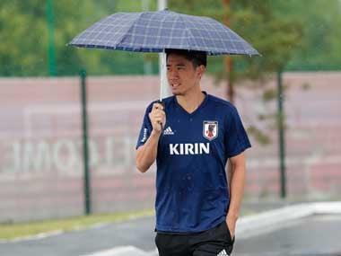 AFC Asian Cup 2019: Japan midfielder Shinji Kagawa dropped as coach Hajime Moriyasu goes with young squad