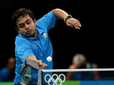 Former national champion Soumyajit Ghoshs suspension revoked by Table Tennis Federation of India