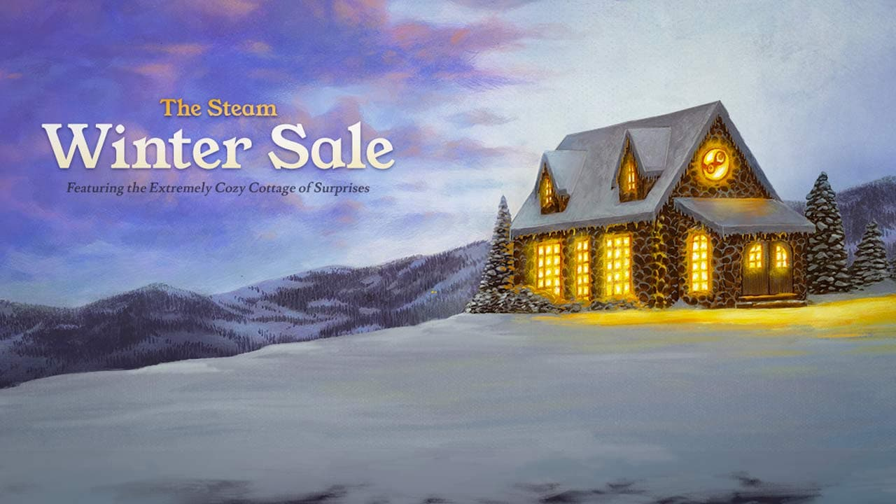 The Steam Winter sale will run till 3 January. Image: Steam
