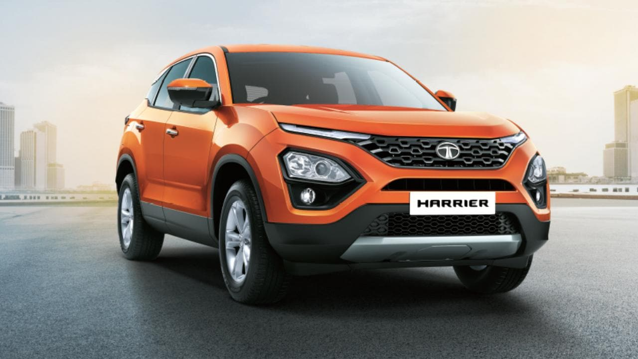 Tata Harrier is still not up to the quality levels offered by the Jeep Compass or the Hyundai Creta/Tucson. Image: Tata