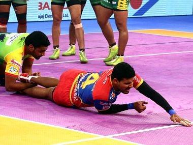 Pro Kabaddi 2018: UP Yoddha beat Patna Pirates; Gujarat Fortunegiants brush aside Jaipur Pink Panthers