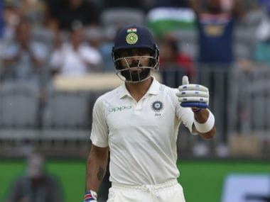 Michael Vaughan says he hasn't seen a better player than India skipper Virat Kohli