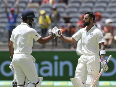 India vs Australia, 2nd Test Day 3, stats highlights: Records tumble as Virat Kohli brings up 25th Test ton; Nathan Lyon equals Muttiah Muralitharan