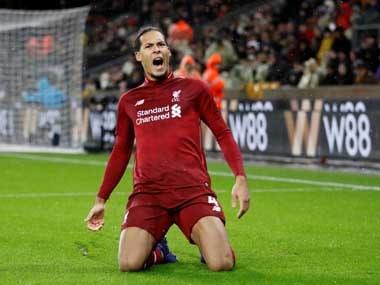 Premier League: Virgil van Dijk wants teammates to have no regrets as Liverpool chase Manchester City for elusive title