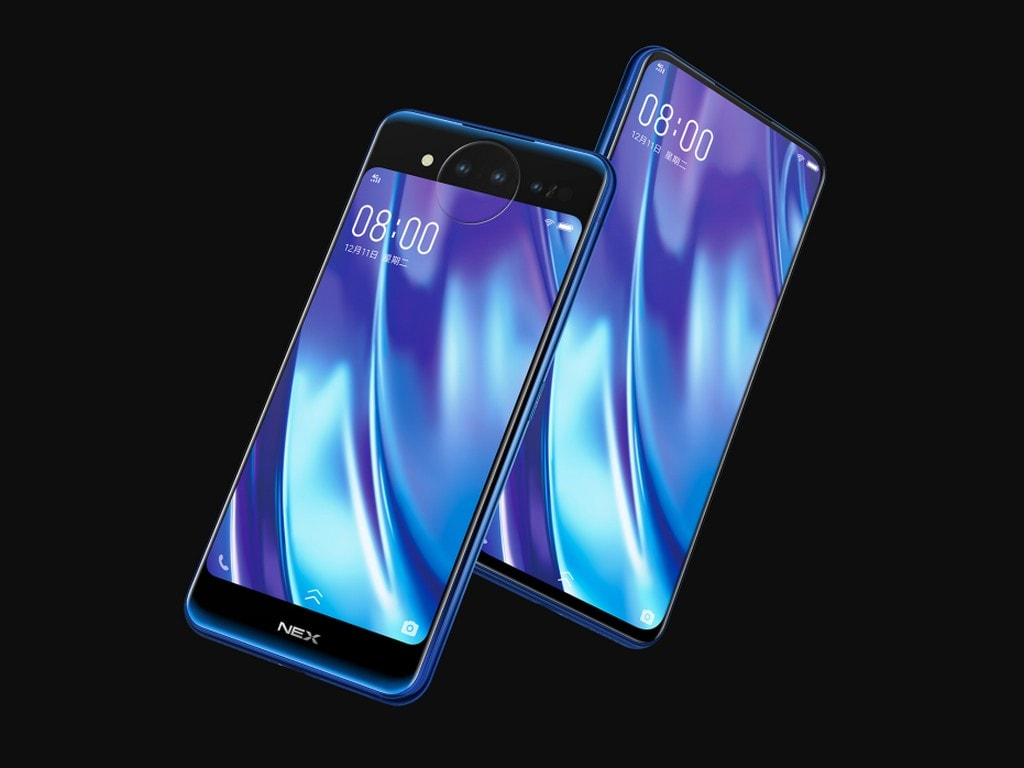 Vivo Nex 2 unveiled with dual-screen, Snapdragon 845 processor and 10 GB RAM